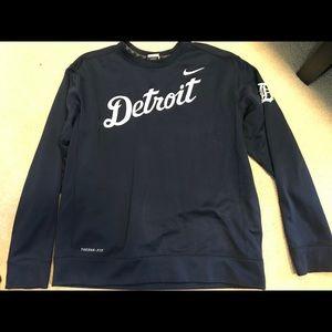 Nike Detroit Tigers Lightweight Sweatshirt